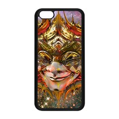 Star Clown Apple Iphone 5c Seamless Case (black) by icarusismartdesigns