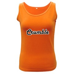 Crumble Amps & Speakers Women s Tank Top (dark Colored) by goodmusic
