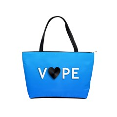 Vape Heart  Large Shoulder Bag by OCDesignss