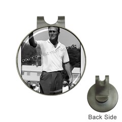 Arnold Palmer Hat Clip With Golf Ball Marker by Cordug