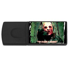 Bloody Face  4gb Usb Flash Drive (rectangle)