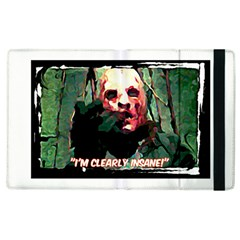 Bloody Face  Apple Ipad 2 Flip Case