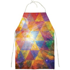 Space Design Apron by UniqueandCustomGifts