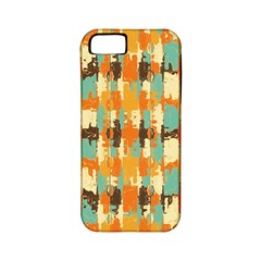 Shredded Abstract Background Apple Iphone 5 Classic Hardshell Case (pc+silicone) by LalyLauraFLM