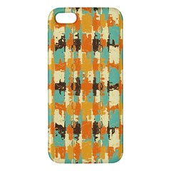 Shredded Abstract Background Iphone 5s Premium Hardshell Case by LalyLauraFLM