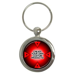 Create Your Own Custom Products And Gifts Key Chain (round)