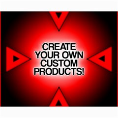 Create Your Own Custom Products And Gifts Canvas 16  X 20  (unframed)