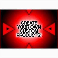 Create Your Own Custom Products And Gifts Canvas 20  X 30  (unframed) by UniqueandCustomGifts
