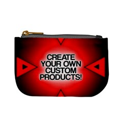 Create Your Own Custom Products And Gifts Coin Change Purse by UniqueandCustomGifts