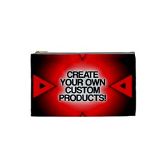 Create Your Own Custom Products And Gifts Cosmetic Bag (small)