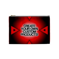 Create Your Own Custom Products And Gifts Cosmetic Bag (medium)