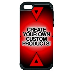 Create Your Own Custom Products And Gifts Apple Iphone 5 Hardshell Case (pc+silicone)