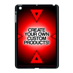 Create Your Own Custom Products And Gifts Apple Ipad Mini Case (black)