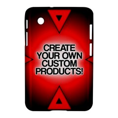 Create Your Own Custom Products And Gifts Samsung Galaxy Tab 2 (7 ) P3100 Hardshell Case