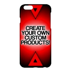 Create Your Own Custom Products And Gifts Apple Iphone 6 Plus Hardshell Case by UniqueandCustomGifts