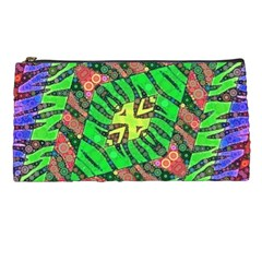 Zebra Print Abstract  Pencil Case by OCDesignss