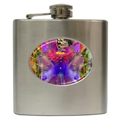 Journey Home Hip Flask