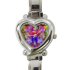 Journey Home Heart Italian Charm Watch  by icarusismartdesigns