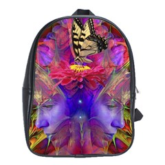 Journey Home School Bag (large) by icarusismartdesigns
