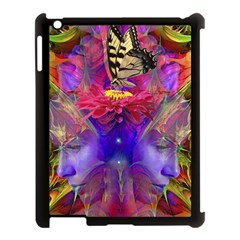 Journey Home Apple Ipad 3/4 Case (black) by icarusismartdesigns