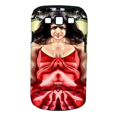Cubist Woman Samsung Galaxy S Iii Classic Hardshell Case (pc+silicone) by icarusismartdesigns