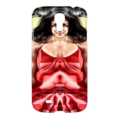 Cubist Woman Samsung Galaxy S4 I9500/i9505 Hardshell Case by icarusismartdesigns