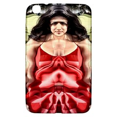 Cubist Woman Samsung Galaxy Tab 3 (8 ) T3100 Hardshell Case  by icarusismartdesigns
