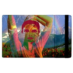 Fusion With The Landscape Apple Ipad 2 Flip Case