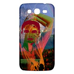 Fusion With The Landscape Samsung Galaxy Mega 5 8 I9152 Hardshell Case  by icarusismartdesigns