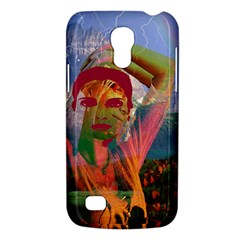 Fusion With The Landscape Samsung Galaxy S4 Mini (gt I9190) Hardshell Case  by icarusismartdesigns