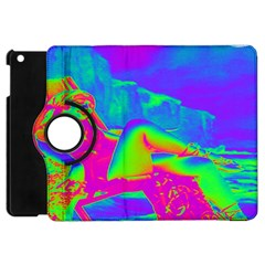 Seaside Holiday Apple Ipad Mini Flip 360 Case by icarusismartdesigns