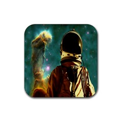 Lost In The Starmaker Drink Coaster (square) by icarusismartdesigns