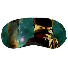 Lost In The Starmaker Sleeping Mask by icarusismartdesigns