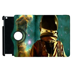 Lost In The Starmaker Apple Ipad 3/4 Flip 360 Case
