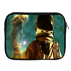 Lost In The Starmaker Apple Ipad Zippered Sleeve by icarusismartdesigns
