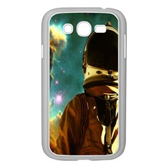 Lost In The Starmaker Samsung Galaxy Grand Duos I9082 Case (white) by icarusismartdesigns