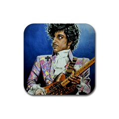 His Royal Purpleness Drink Coasters 4 Pack (square) by retz