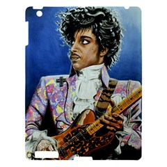 His Royal Purpleness Apple Ipad 3/4 Hardshell Case by retz