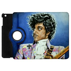 His Royal Purpleness Apple Ipad Mini Flip 360 Case