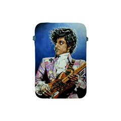 His Royal Purpleness Apple Ipad Mini Protective Sleeve by retz