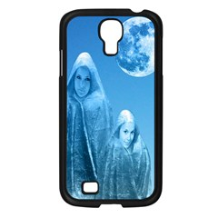 Full Moon Rising Samsung Galaxy S4 I9500/ I9505 Case (black) by icarusismartdesigns