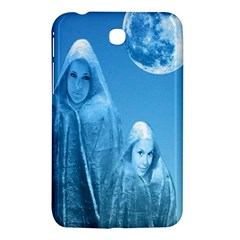 Full Moon Rising Samsung Galaxy Tab 3 (7 ) P3200 Hardshell Case  by icarusismartdesigns