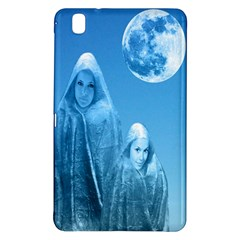 Full Moon Rising Samsung Galaxy Tab Pro 8 4 Hardshell Case by icarusismartdesigns