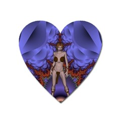 Chaos Magnet (heart) by icarusismartdesigns