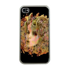 Organic Planet Apple Iphone 4 Case (clear) by icarusismartdesigns