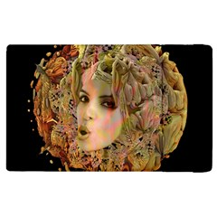 Organic Planet Apple Ipad 3/4 Flip Case by icarusismartdesigns