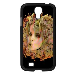 Organic Planet Samsung Galaxy S4 I9500/ I9505 Case (black) by icarusismartdesigns