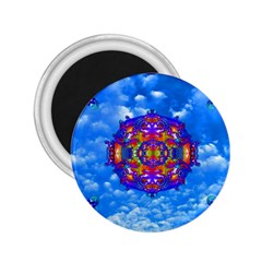 Sky Horizon 2 25  Button Magnet by icarusismartdesigns