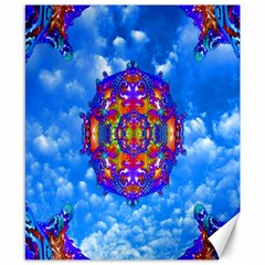 Sky Horizon Canvas 8  X 10  (unframed) by icarusismartdesigns