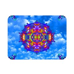 Sky Horizon Flano Blanket (mini) by icarusismartdesigns